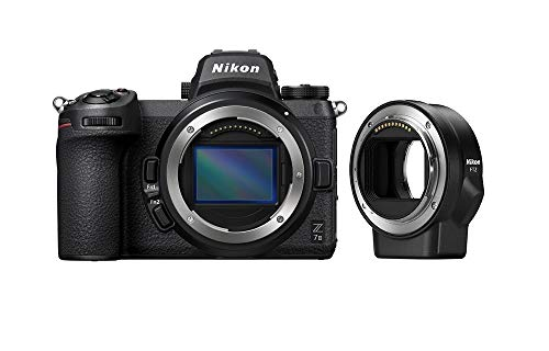 Nikon Z 7II KIT 24-70 mm 1:4 S + FTZ Objektivadapter