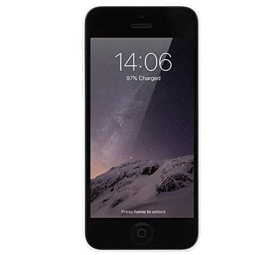 Reacondicionado para iPhone 5C Dual Core Single SIM Smart Phone 1 + 32G Blanco 100-240V