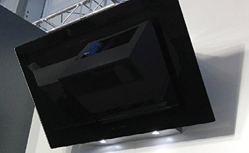 Novy Vision Wandhaube/90cm 7810 schwarz