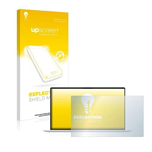 upscreen Entspiegelungs-Schutzfolie kompatibel mit Asus ZenBook 14 UX433FN – Anti-Reflex Bildschirmschutz-Folie Matt