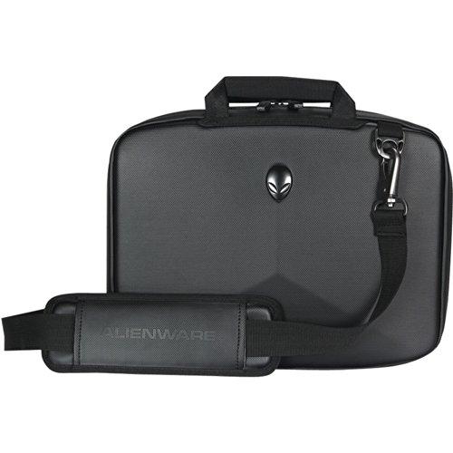 Mobile Edge Alienware AWVSC14 Vindicator Slim Tragetasche für 33-35,6 cm (13 bis 14 Zoll) Gaming-Laptops, Schwarz