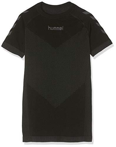 Hummel - Radsport-Trikots & -Shirts für Jungen in Schwarz, Größe 116-128