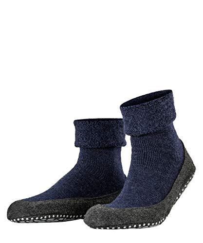 FALKE Herren Cosyshoe M HP, Blau (Dark Blue 6680), 45-46
