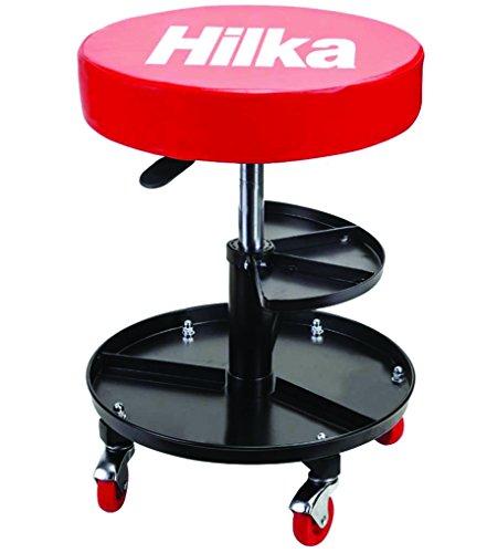 Hilka 82620100 - Asiento de la mecánica con el almacenamiento