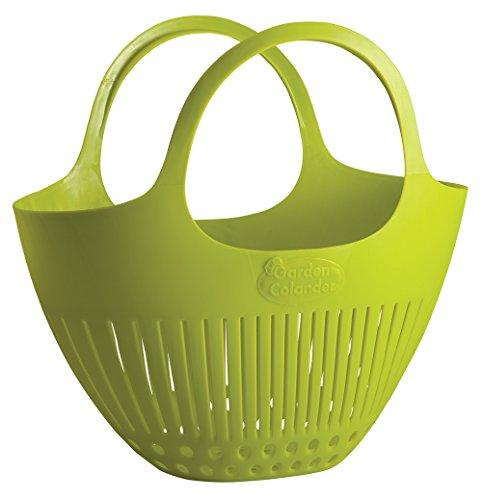 Preisvergleich Produktbild Hutzler Garden Colander,  Green by Hutzler