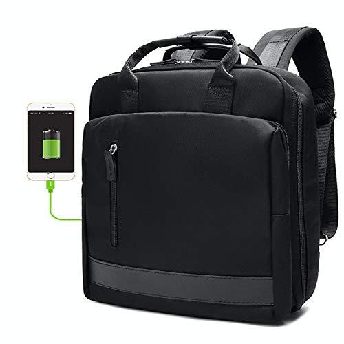 Lussebaby Student School Bag Rugzak Rugzak Reistas Wild Student Campus Slim Lichtgewicht Laptop Tas - Groot 1