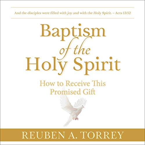 Page de couverture de Baptism of the Holy Spirit (Updated, Annotated)