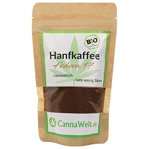 CannaWelt Bio Hanfkaffee Fedora 17 -...