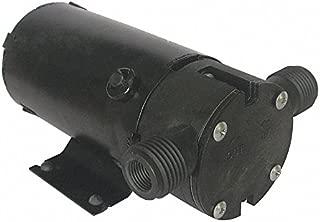 2.0 Amps 1/12 HP Flexible Impeller Pump, 17.3 psi, 3/4 MGHT
