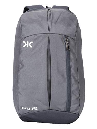 KILLER Jupiter Grey Small Outdoor Mini Backpack 12L Daypack