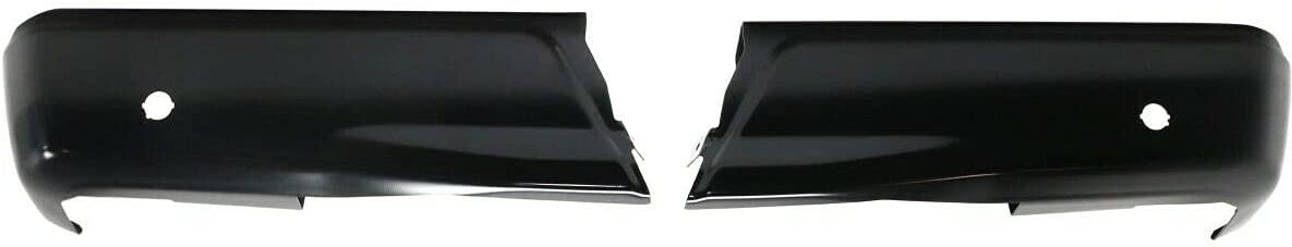 Set Department store of 2 Step Bumper Face Attention brand Bars P Compatible F150 Truck Rear with