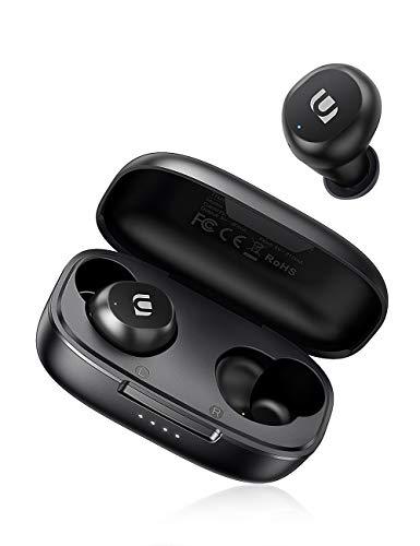 Mini Auriculares Inalámbricos,UGREEN HiTune Lite Auriculares Bluetooth 5.0 con Bajo...