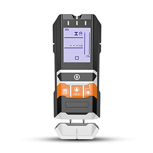 ZHWDD Wanddetektor, multifunktionaler intelligenter Handdetektor in der Wand, genaue Positionierung, geeignet für mehrere Materialdetektoren, für Metall-Holzdraht
