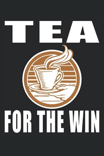 Tee für den Sieg: Tee-Geschenke für Mama, Tee-Geschenke für Nana, Kaffee: Leeres gezeichnetes Notizbuch für Mütter, Teetrinkergeschenke für Frauen, Teetrinkerzubehör