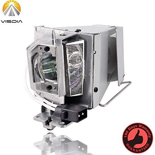 Visdia BL-FU310B//5811118436-SVV Projektorlampe mit Geh/äuse f/ür OPTOMA EH500 X600 BR561 VIVITEK D966HD D967 D968U Projektoren
