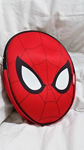 Zainetto a forma di testa di Spiderman