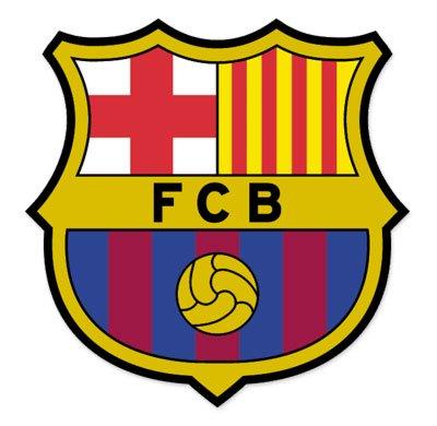 """FC Barcelona - Spain Football Soccer Futbol - Car Sticker - 4"""""""
