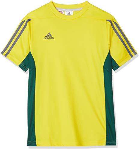 adidas ENTRENO Y Camiseta Entrenamiento, Niños, Verde, 152