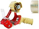 Best Tape Guns - Elepa Packing Tape Dispenser Gun–Ergonomic Heavy Duty, 2 Review