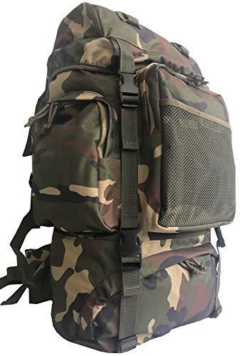 BW Kampf Commando Rucksack Profi Wander Rucksack (Oliv)