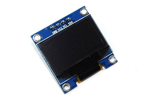 Amazon.co.uk - 128x64 0.96 inch OLED Display Module For Arduino I2C communication