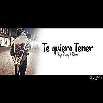 Te Quiero Tener (AcústicoRycPlay Studios)