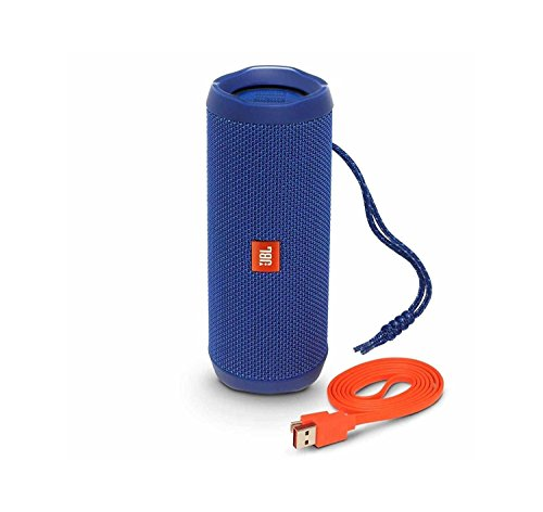 JBL  Waterproof Portable Bluetooth Speaker & Protective Travel Case Bundle 6