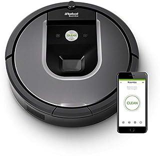 iRobot Roomba Robot Aspirapolvere, Sistema di Pulizia con Dirt Detect e Spazzole Tangle-Free, Adatto a Pavimenti e Tappeti, Ottimo per i Peli degli Animali Domestici, Connessione Wi-Fi (B07HKK8WHT)   Amazon price tracker / tracking, Amazon price history charts, Amazon price watches, Amazon price drop alerts