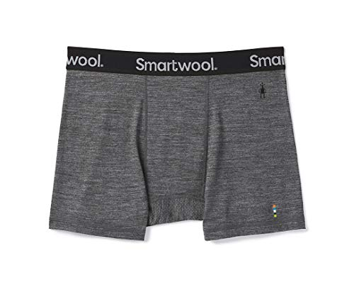Smartwool Men's Merino Sport 150 Boxer Brief Boxed - Pantalones Cortos Hombre