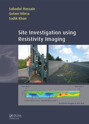 Site Investigation using Resistivity Imaging