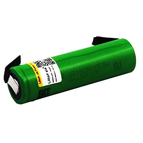 18650 VTC5A 2600mAh 3.6V Batería de Iones de Litio de Alto Drenaje 40A para Vape E-Cigarrillo Linterna US186 8PCS