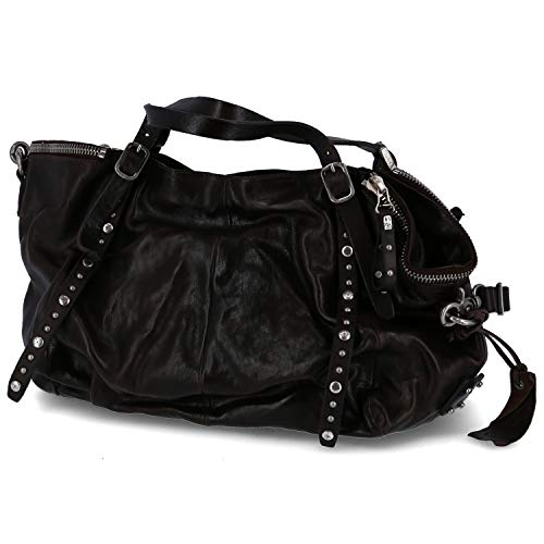 A.S.98 Handtasche Größe One size Braun (Braun)