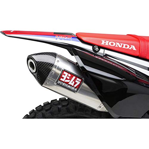 Yoshimura RS-4 Slip-On Exhaust (Race/Stainless/Stainless/Carbon) for 17-20 Honda CRF250L