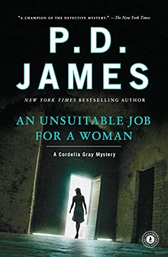 An Unsuitable Job for a Woman Cordelia Gray Mysteries No 1 product image