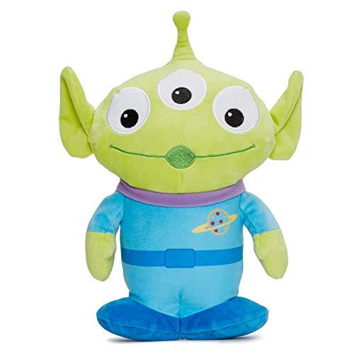 Disney 37272 Pixar Story 4 Alien Soft Toy in Gift Box 25 cm, Green