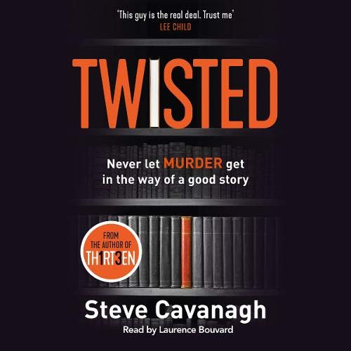 Twisted cover art