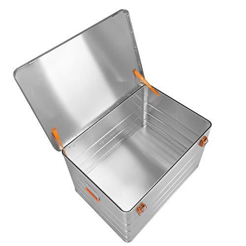 ALUBOX B184 - Aluminium Transportbox 184 Liter, abschließbar - 2