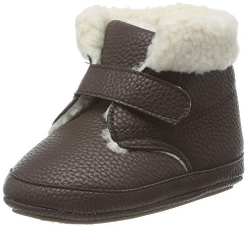 Sterntaler Jungen Baby-Schuh First Walker Shoe, Haselnuss, 21/22 EU