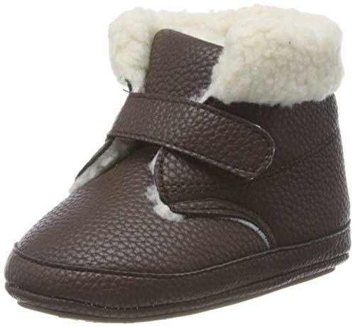 Sterntaler Jungen Baby-Schuh First Walker Shoe, Haselnuss, 17/18 EU