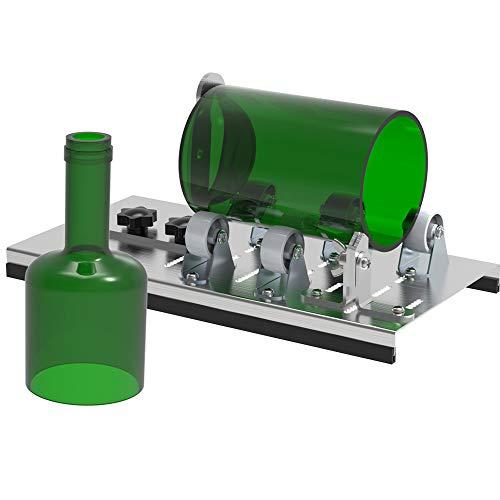 Flaschenschneider Glasschneider für Flaschen Edelstahl Bottle Cutter Glasschneider für Runde Flasche
