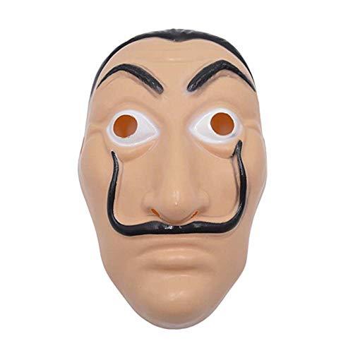 Dali Tricky Props Salvador Dali Drama Halloween Props para Disfraz Divertido para Fiesta Cosplay Decoracin para Nios Calabaza Feliz Halloween Decoracin De La Casa