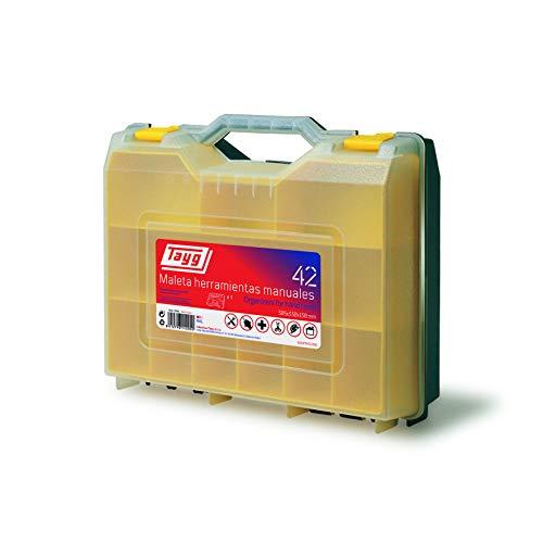 tayg 142000 koffer voor elektrisch gereedschap met etui nr. 42