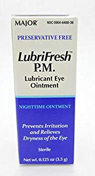 Lubrifresh P.M Ointment 3.5g Compare to Refresh P.M