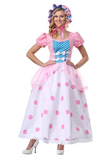 Women's Bo Peep Costume Plus Size 1X