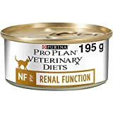 PRO PLAN VETERINARY DIETS Feline NF Renal Function Cat Food 195g - Case of 24
