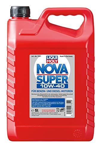 LIQUI MOLY 7351 Nova Super 10W-40 5 l
