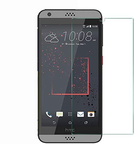 HongMan [2 Pack] Protector de Pantalla para HTC Desire 530 Cristal Templado,...