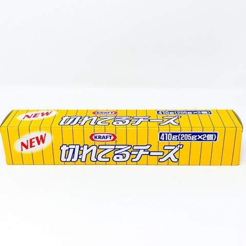 業務用切れてるチーズ 410g 【冷凍・冷蔵】 2個