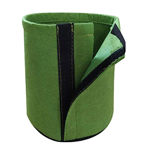 Sunnyushine Thermo Topfschutz Bio Green Wiederverwendbare UV-Schutz Topfdekoration Für Home Garden