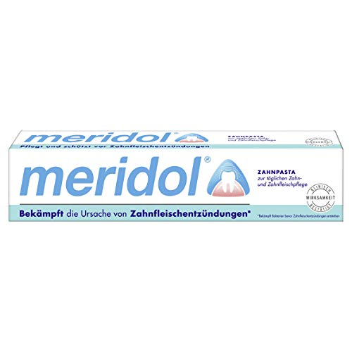 Meridol tandpasta 2 x 75 ml